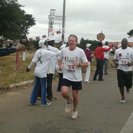 PPC Marathon Water Point 2014
