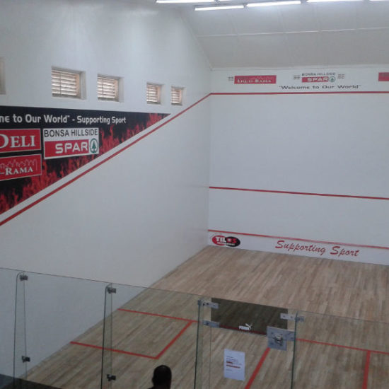 Suburbs Squash Club