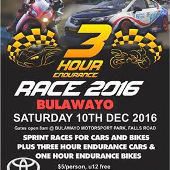 3 Hour Endurance Race