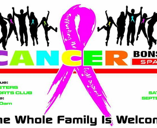 Cancer Fun Walk 2015