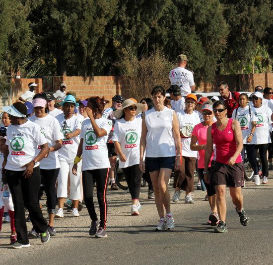 Cancer Fun Walk 2014
