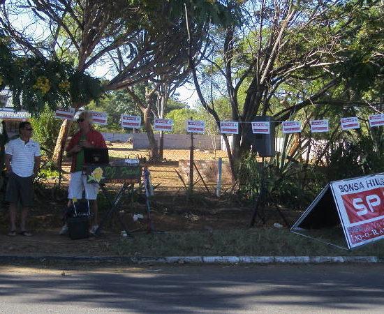 PPC Marathon Water Point 2013
