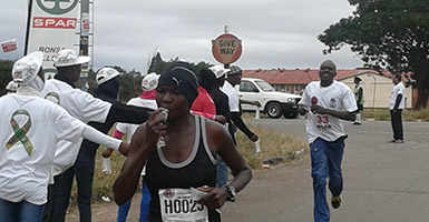 PPC Marathon Waterpoint